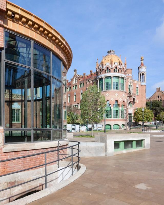 Rehabilitation of the Pavilions of the Hospital de la Santa Creu i Sant Pau