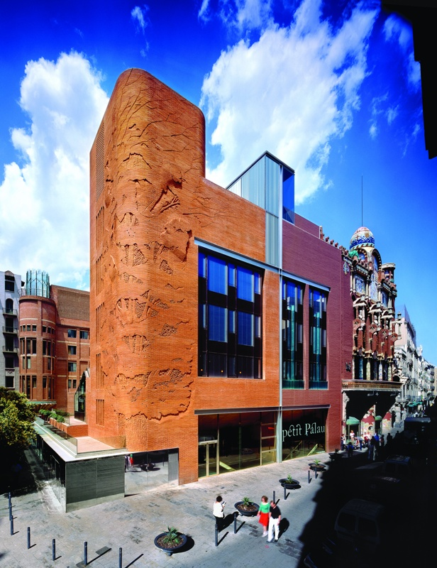 Second Extension of the Palau de la Música Catalana - Petit Palau