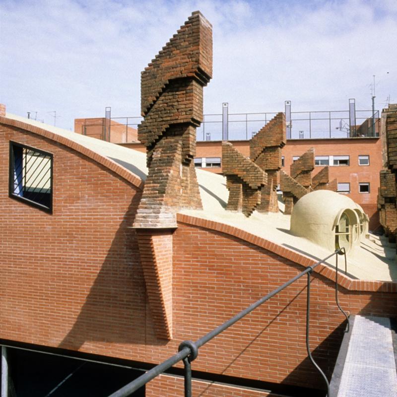 Josep Maria Jujol School