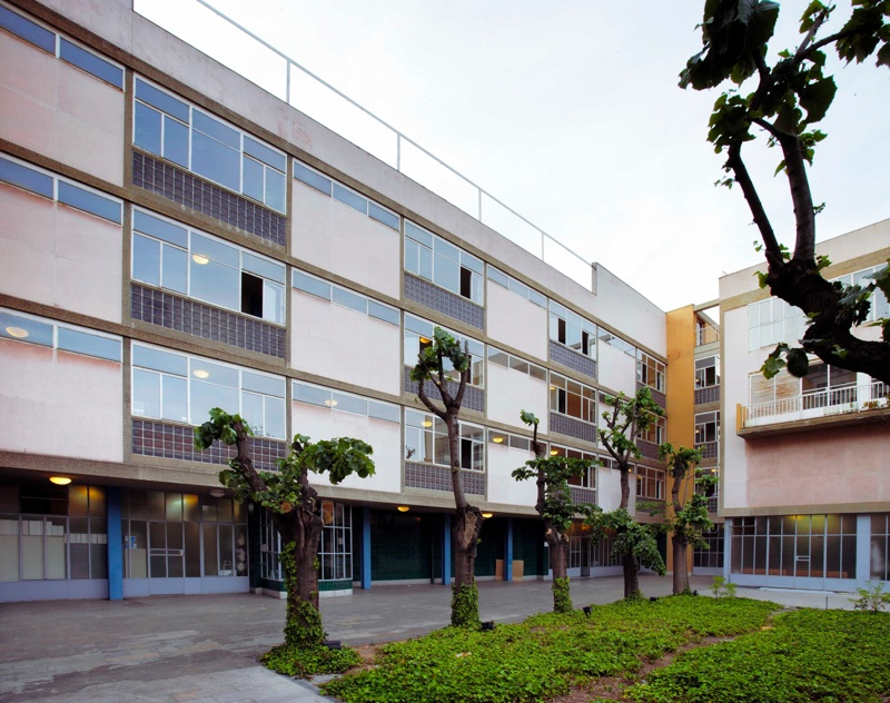 Remodelling and Rehabilitation of the Tuberculosis Dispensary as a Primary Healthcare Centre