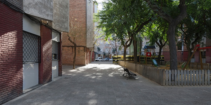 Habitatges per a la Cooperativa Obrera La Maquinista