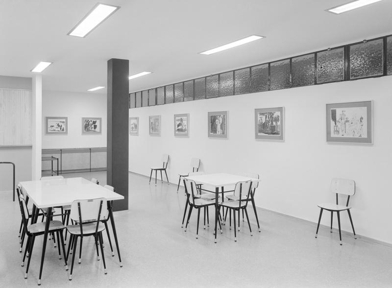 Headquarters of Gustavo Gili Publishers