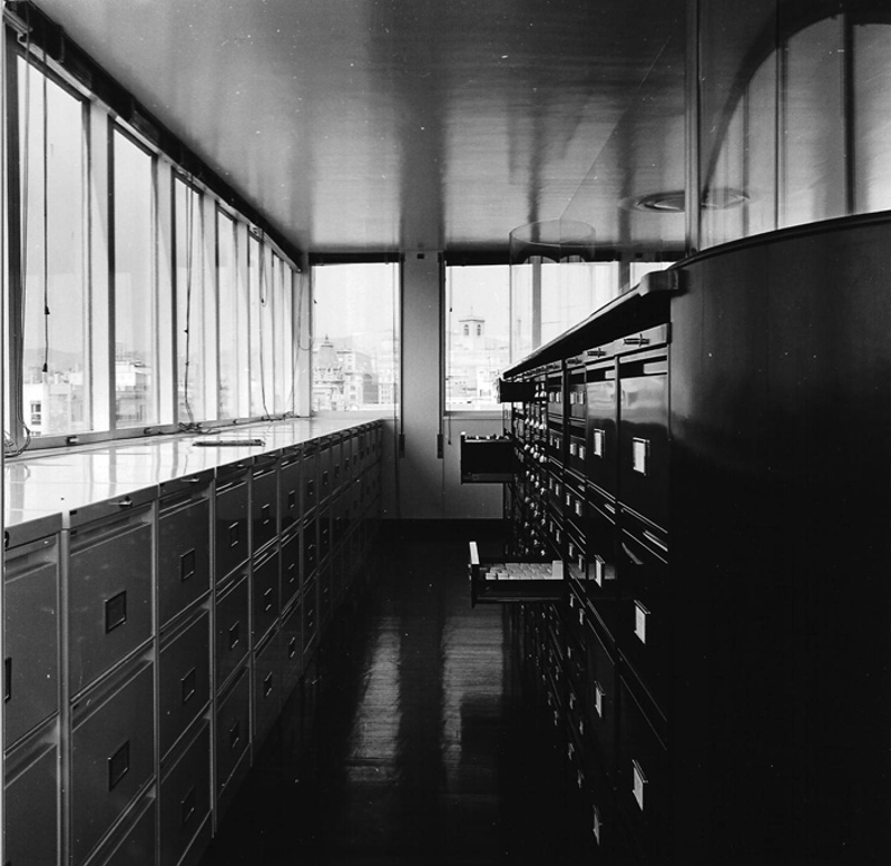 Historical Archive of the Architects' Association of Catalonia (COAC)