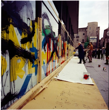 'ÒRIM, otro' Exposició de Joan Miró i Mural al Col·legi d'Arquitectes de Catalunya (COAC)