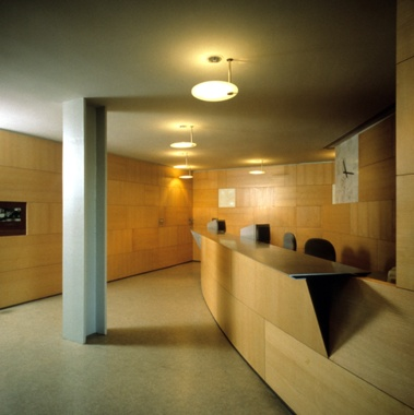 Refurbishment of the Fifth floor of the Architects' Association of Catalonia (COAC)