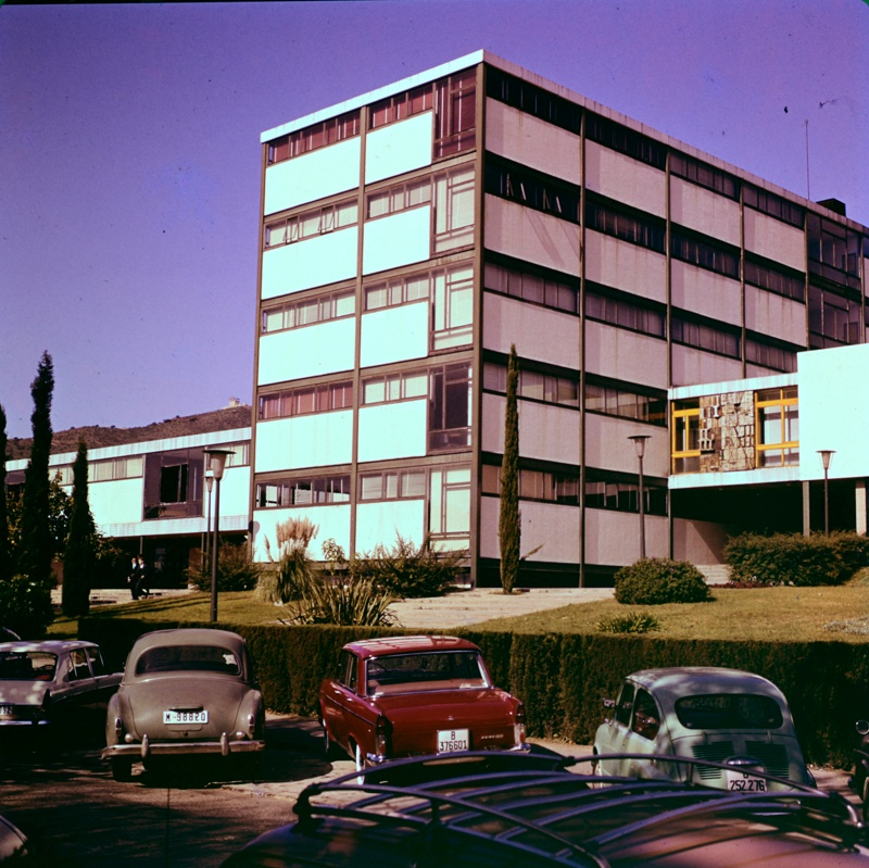 Faculty of Law of the UB