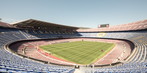 First Extension of Camp Nou