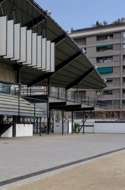 Rehabilitación y Reforma del Canódromo Meridiana
