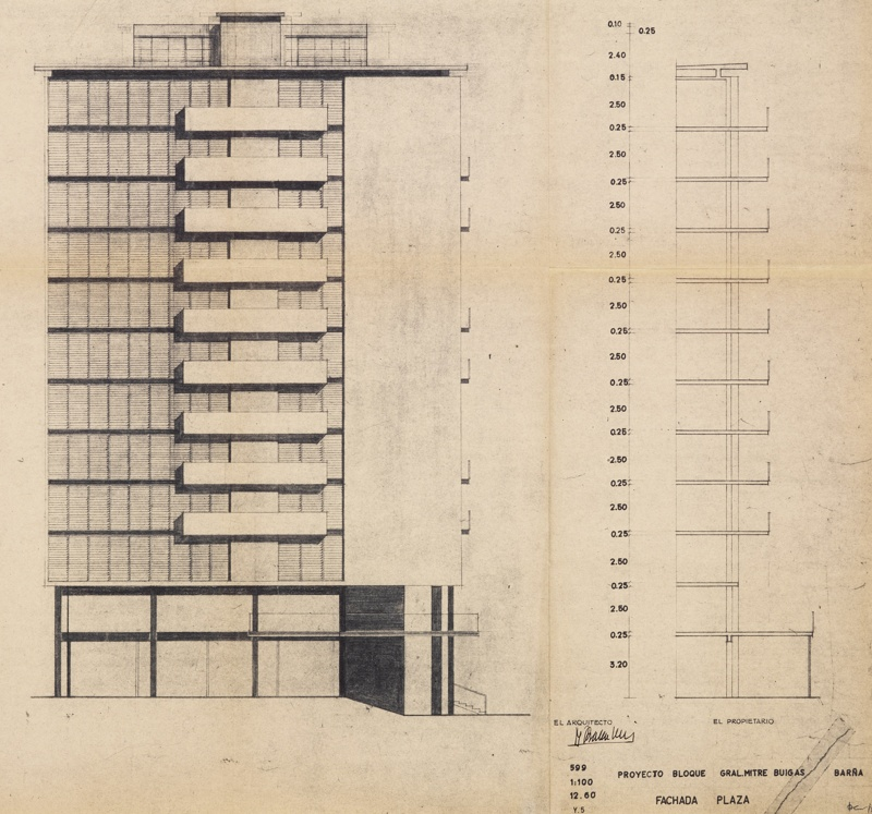Edifici Mitre
