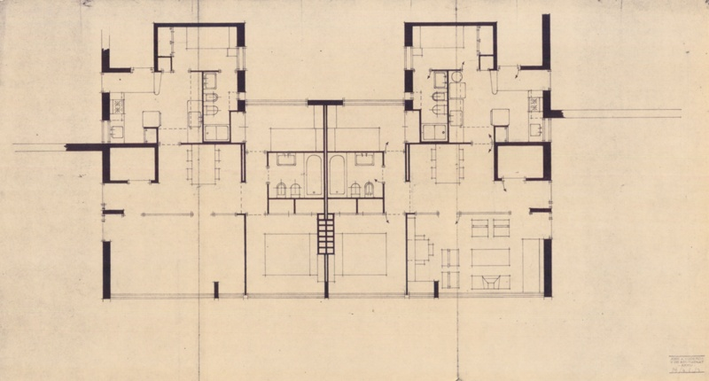 Habitatges Johann Sebastian Bach 7