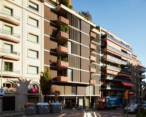 Johann Sebastian Bach 28 Apartment Building