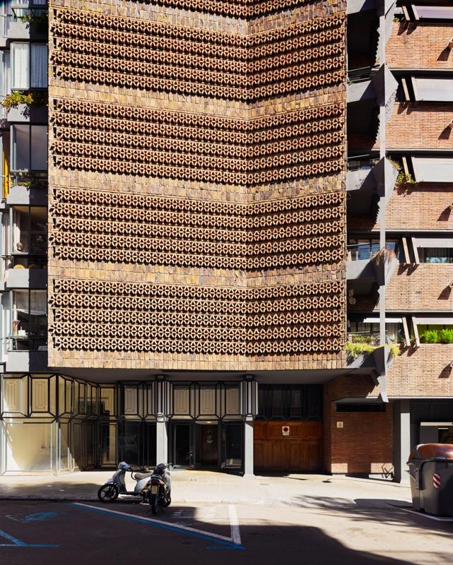 Habitatges Johann Sebastian Bach - Francesc Pérez-Cabrero