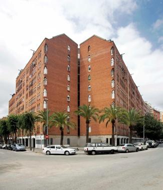 La Vinya Housing Complex