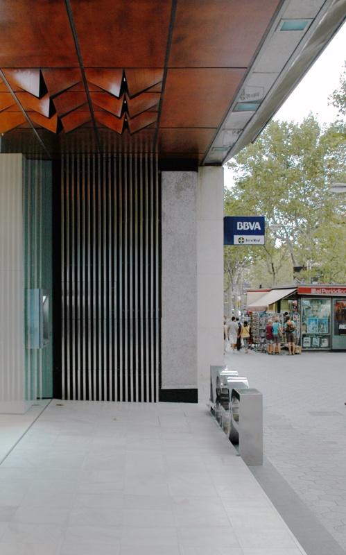 Reforma i Adequació de l'Edifici Banca Catalana per a Hotel