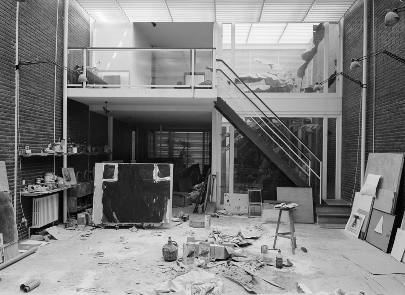 Casa Estudi Antoni Tàpies