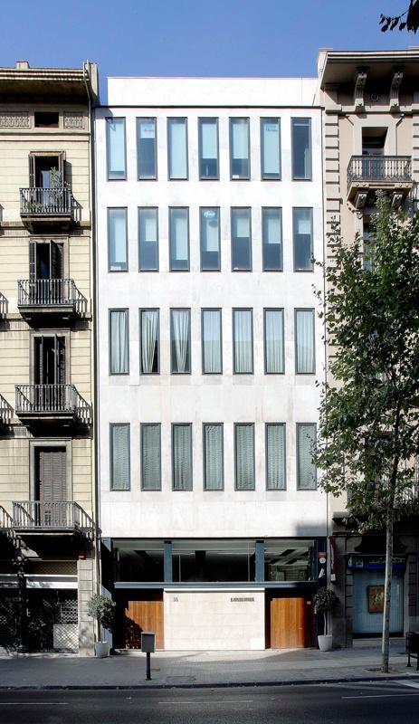 Oficines i Tallers d'El Noticiero Universal