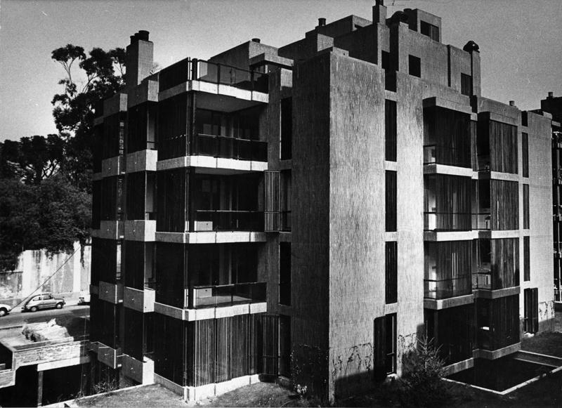 Conjunt d'Habitatges Banco Urquijo