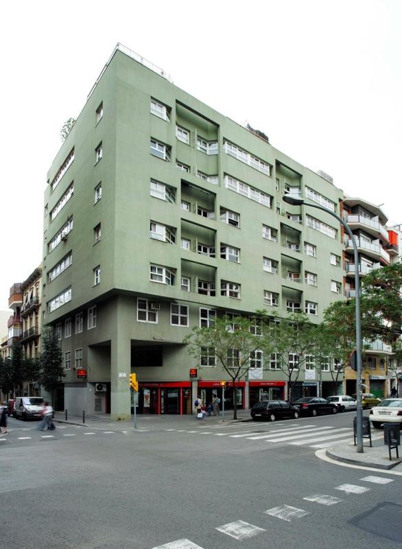 Edifici d'Habitatges Can Bruixa