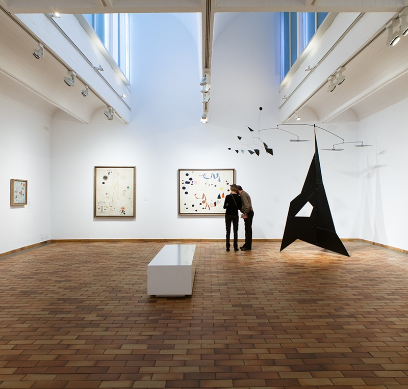 First Extension of the Joan Miró Foundation