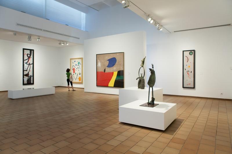 Segunda Ampliación de la Fundació Joan Miró