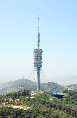 Torre de Telecomunicacions de Collserola
