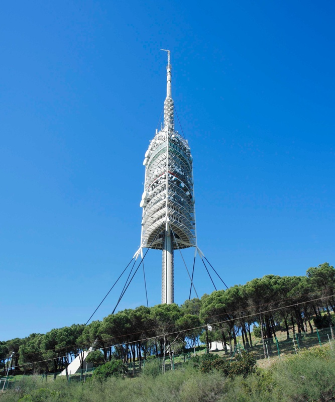 Collserola Telecommunications Tower