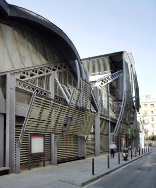 Nou Mercat de la Barceloneta