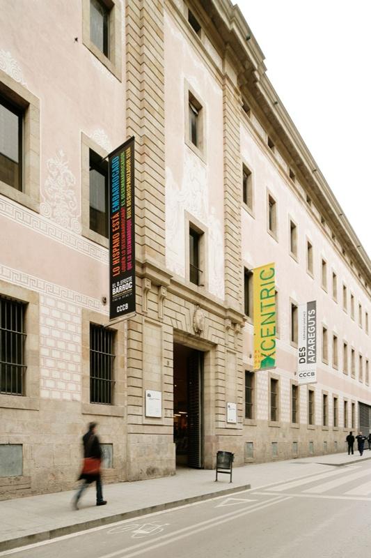 Centro de Cultura Contemporánea de Barcelona (CCCB)