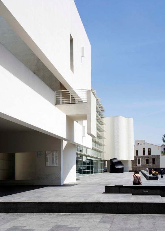 MACBA Contemporary Art Museum of Barcelona