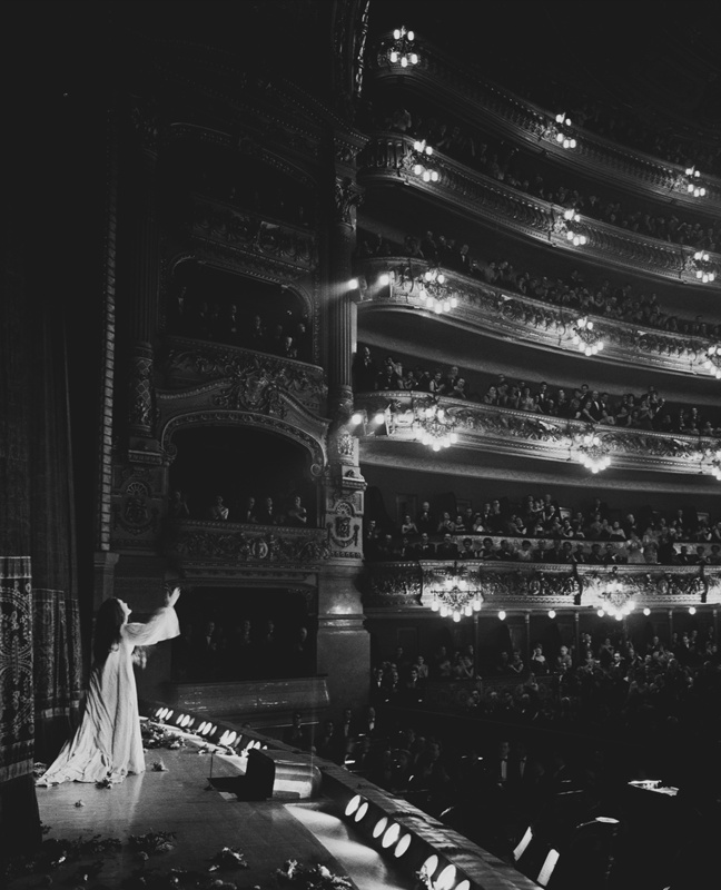 Primera Reconstrucció del Gran Teatre del Liceu