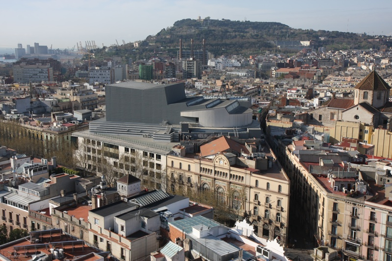 Reconstruction, Remodelling and Extension of the Gran Teatre del Liceu Opera House