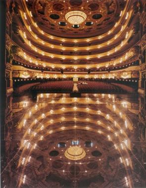 Reconstrucció, Reforma i Ampliació del Gran Teatre del Liceu