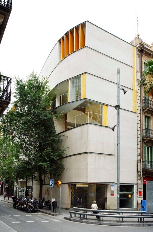 Vila de Gràcia Library