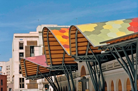 Remodelling and Rehabilitation of the Old Santa Caterina Market