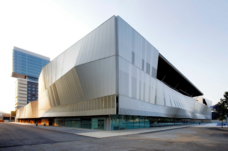 Barcelona International Convention Centre (CCIB)