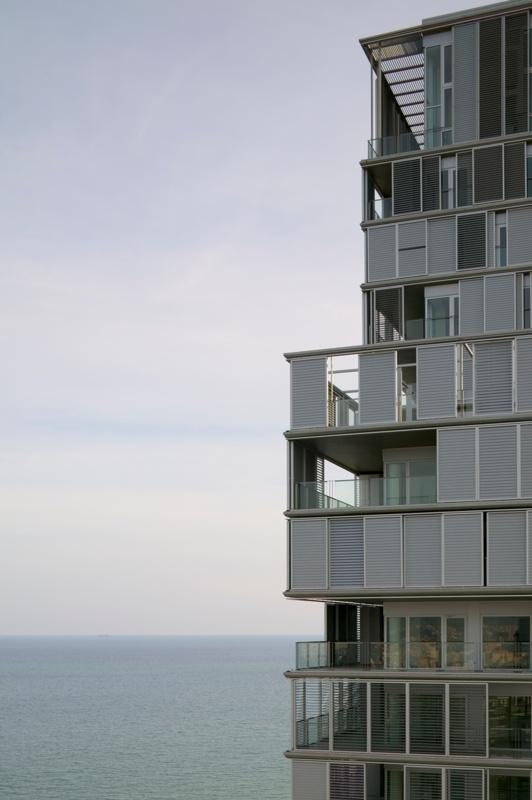 Viviendas Diagonal Mar