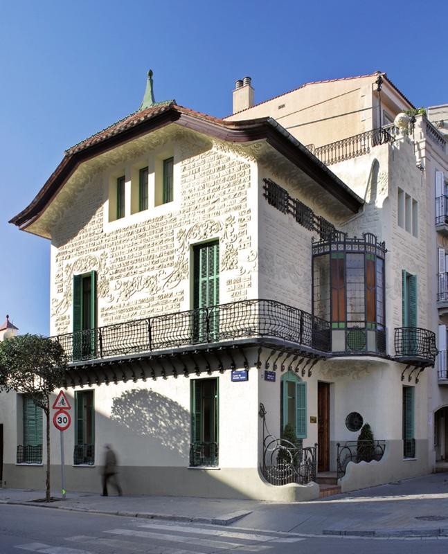 Enric Pavillard House
