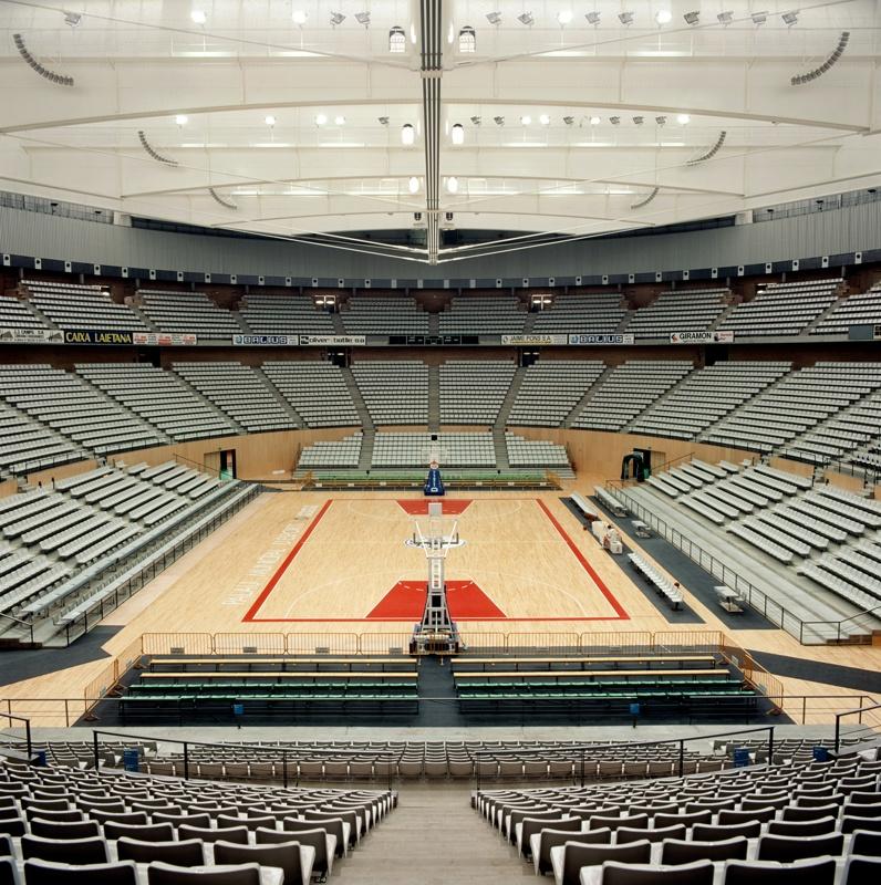 Palacio de Deportes de Badalona