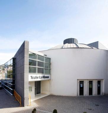 Restoration of La Massa Theatre