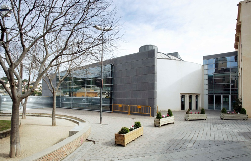Restauració del Teatre La Massa