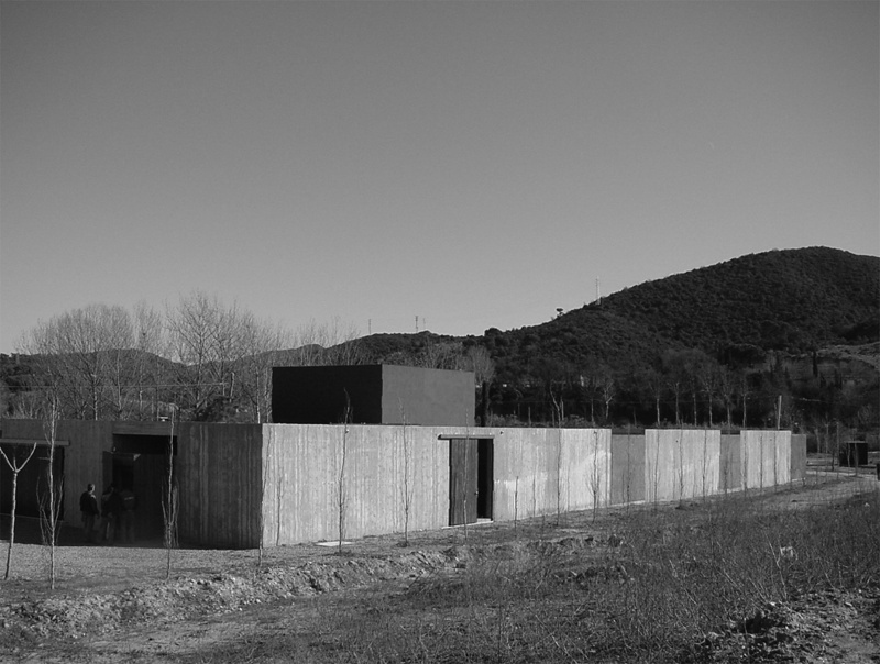 Cementiri Municipal de La Llagosta
