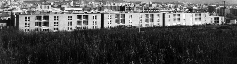 Social Housing Complex in Canovelles