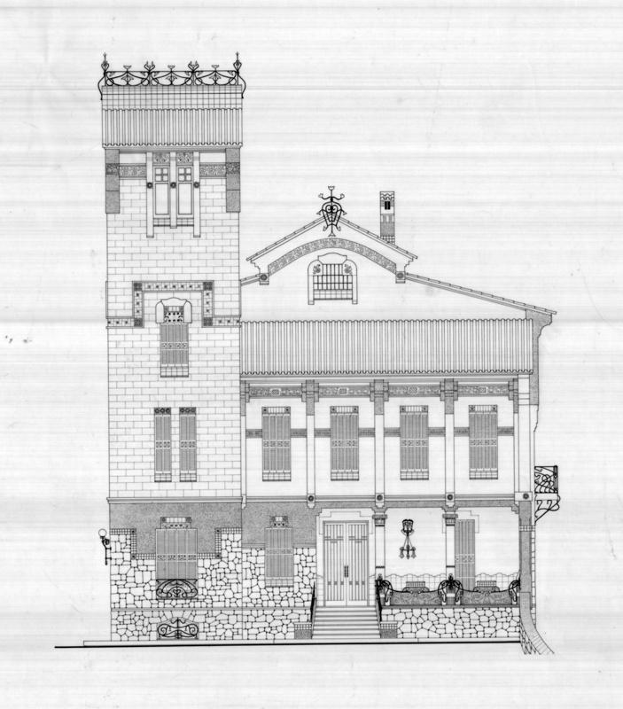 Casa Juli Barbey