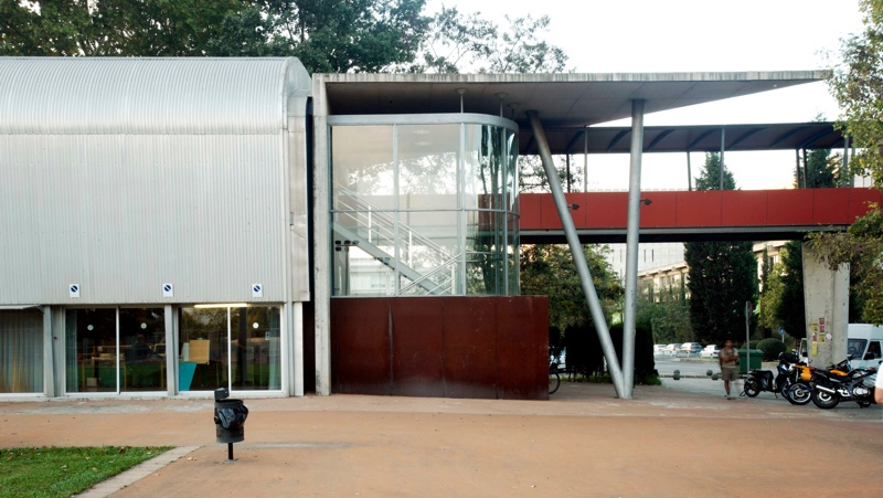 UAB Central sports Services Building