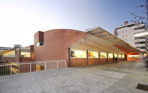 Terrassa Central Library