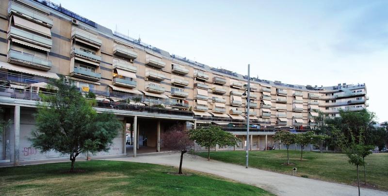 Complex d'Habitatges Les Palmeres