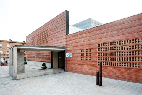 Castellar del Vallès Primary Healthcare Centre
