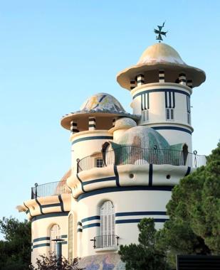 Restitució Original de la Torre Gibert