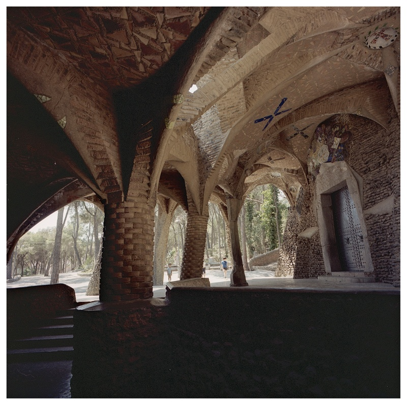 Crypt of Güell Colony