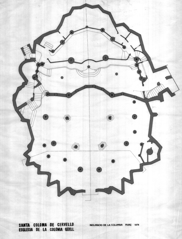 Crypt of Güell Colony